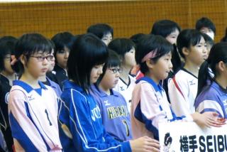 県南新人大会 02